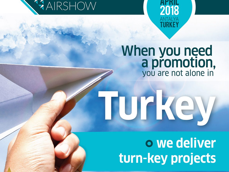 EURASIA AIRSHOW 2018